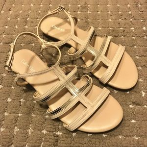 Calvin Klein Strappy Sandals